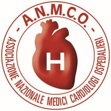 ANMCO: 50° Congresso Nazionale dell'Associazione Nazionale Medici Cardiologi Ospedalieri – Rimini dal 16 al 18 maggio 2019
