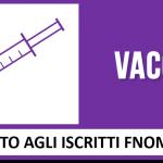 Le Vaccinazioni: efficacia, sicurezza e comunicazione