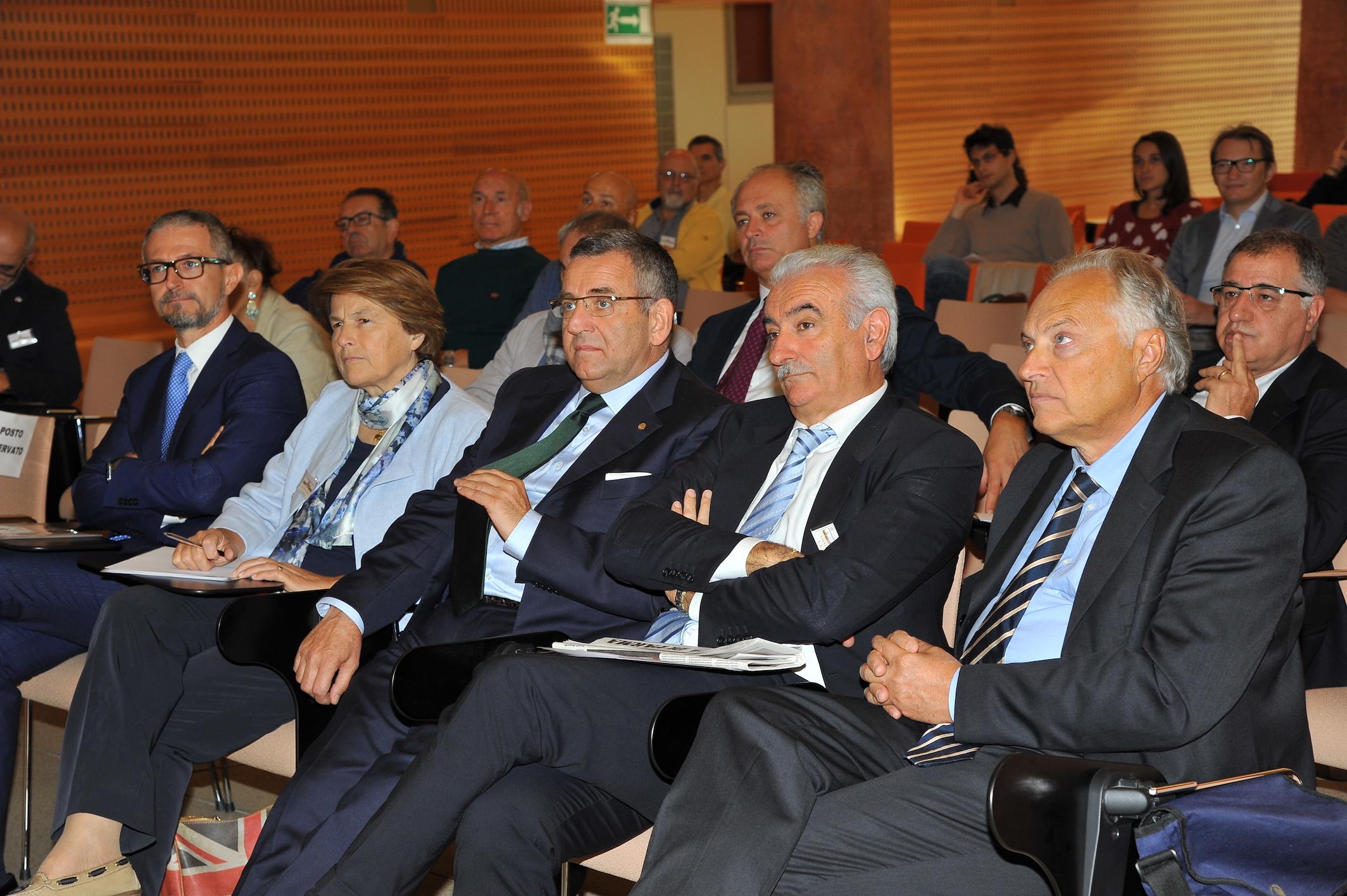 Ospiti del Convegno ENPAM CAO Reggio Emilia