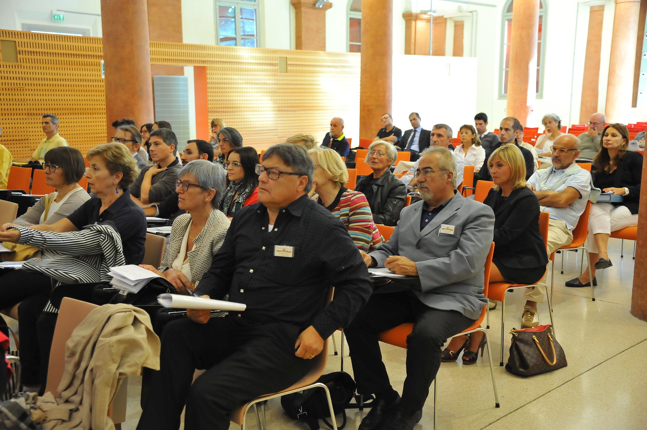 Convegno ENPAM CAO Reggio Emilia