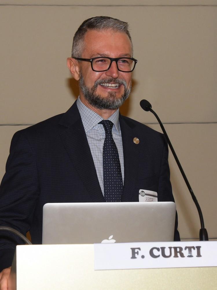 Il Presidente CAO Dott. Fulvio Curti