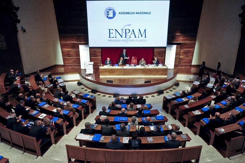 Proclamati gli eletti all'Assemblea nazionale Assemblea nazionale Enpam