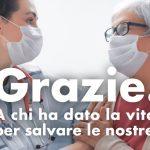 Giornata Nazionale del Personale Sanitario, Sociosanitario, Socio Assistenziale e del Volontariato in memoria dei Medici e degli Odontoiatri scomparsi per COVID 19